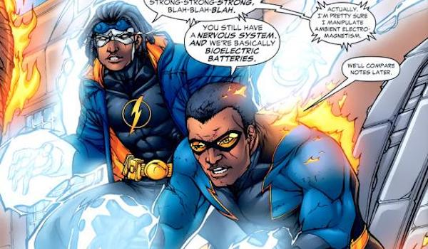 BLACK LIGHTNING: Static Shock May Possibly Appear [The CW]