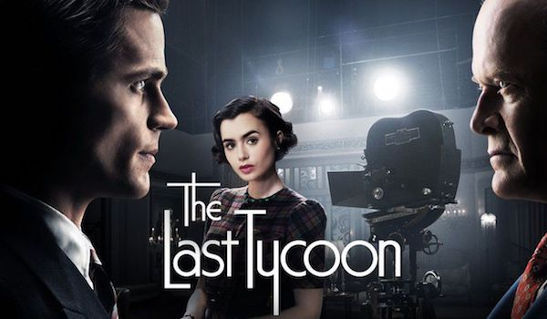 The Last Tycoon Amazon TV Show Banner