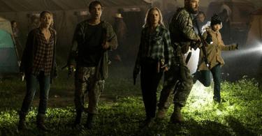 Alycia Debnam-Carey Frank Dillane Kim Dickens Fear the Walking Dead Children of Wrath