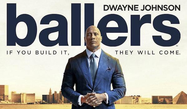 Ballers: Season 3 TV Show Poster Banner