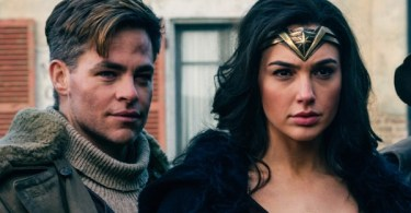 Chris Pine Gal Gadot Wonder Woman