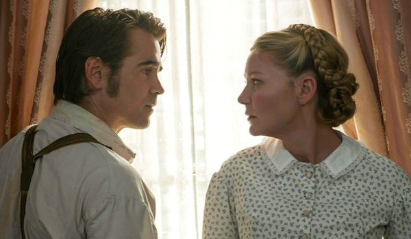 Colin Farrell Kirsten Dunst The Beguiled