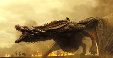 Emilia Clarke Drogon Game of Thrones: Season 7