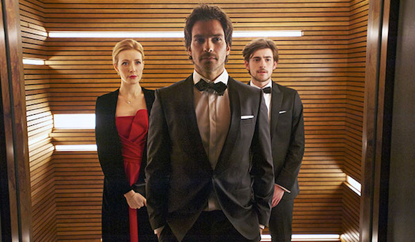 Jennifer Finnigan Charlie Rowe Santiago Cabrera Salvation