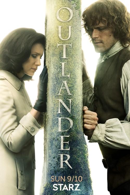 Outlander: Season 3 TV Show Poster