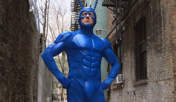 The Tick returns in the trailer for Amazon's reboot series