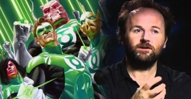 Rupert Wyatt Green Lantern Comic