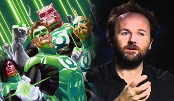 Rupert Wyatt Green Lantern Comic