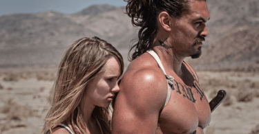 Suki Waterhouse Jason Momoa The Bad Batch