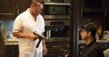 Arnold Schwarzenegger Taran Killam Killing Gunther
