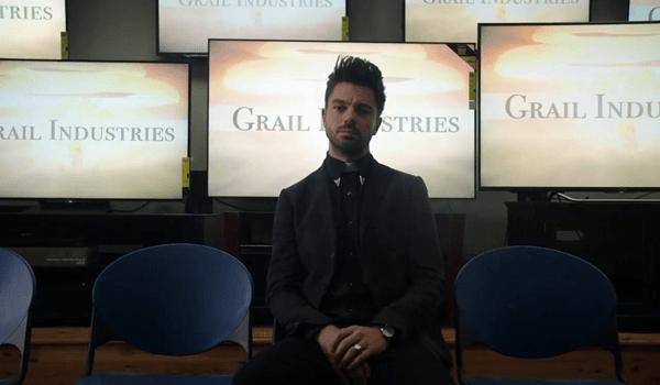 Dominic Cooper Preacher Holes