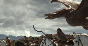 Dothraki Dragon Game of Thrones The Spoils of War