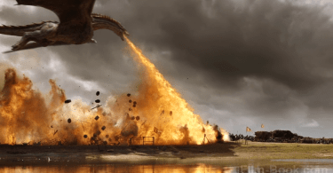 Dragon Fire Game of Thrones The Spoils of War