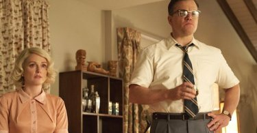 Matt Damon Julianne Moore Suburbicon