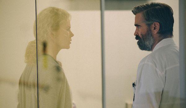 Nicole Kidman Colin Farrell The Killing of a Sacred Deer