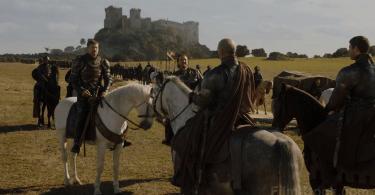 Nikolaj Coster-Waldau Jerome Flynn James Faulkner Tom Hopper Game of Thrones The Spoils of War