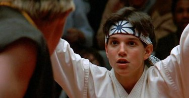 Ralph Macchio The Karate Kid