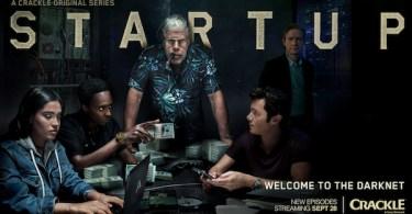 StartUp: Season 2 TV Show Poster Banner