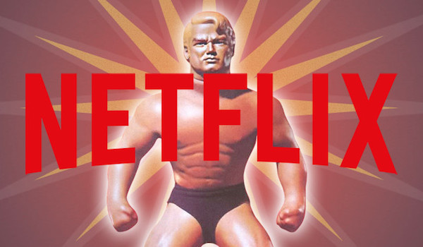 Stretch Armstrong Netflix