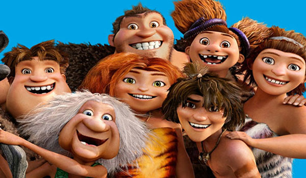 The Animation Podcast Ep. 102: THE CROODS 2, FERDINAND, ISLE OF DOGS