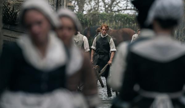 Sam Heughan Outlander Of Lost Things