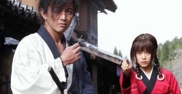 Takuya Kimura Hana Sugisaki Blade of the Immortal