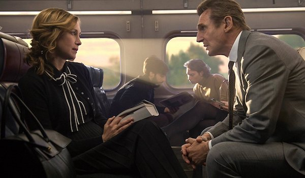 Vera Farmiga Liam Neeson The Commuter