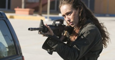 Alycia Debnam-Carey Fear The Walking Dead El Matadero