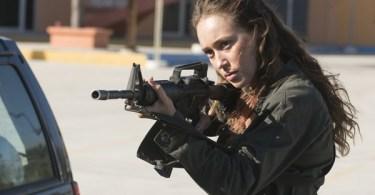 Alycia Debnam-Carey Fear The Walking Dead El Matadero
