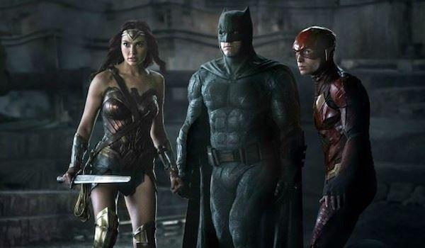 Ben Affleck Gal Gadot Justice League