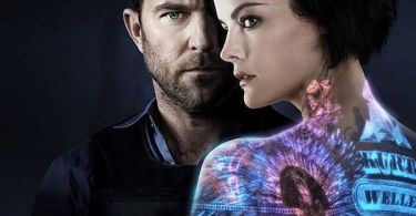 Blindspot: Season 3 TV Show Poster