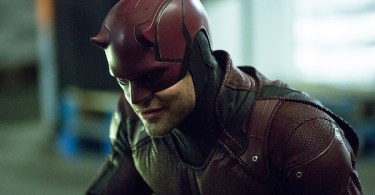 Charlie Cox Daredevil New Costume