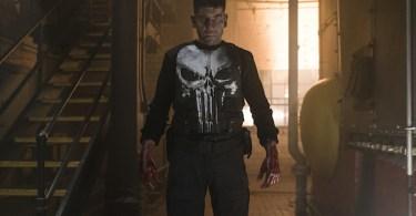 Jon Bernthal Skull Shirt The Punisher