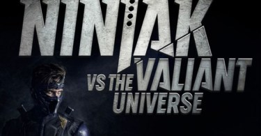 Michael Rowe Ninjak vs the Valiant Universe