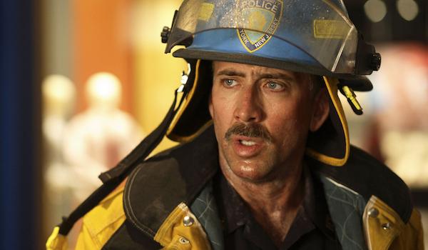 Nicolas Cage World Trade Center