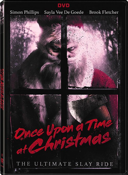 Once Upon a Time At Christmas Movie Poster