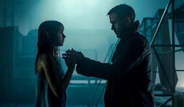 Ryan Gosling Ana De Armas Blade Runner 2049