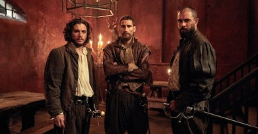 Kit Harington Edward Holcroft Tom Cullen Gunpowder