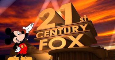 Mickey Mouse 21st Century Fox Logo