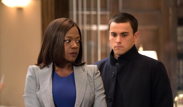Viola Davis Jack Falahee How To Get Away With Murder