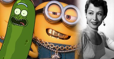 June Foray, Rick and Morty & Minions