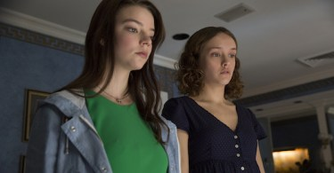 Anya Taylor-Joy Olivia Cooke Thoroughbreds