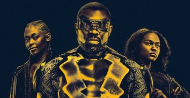 Black Lightning TV Show Poster 2