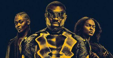 Black Lightning TV Show Poster 2