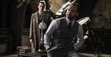 Jude Law Fantastic Beasts: The Crimes of Grindelwald