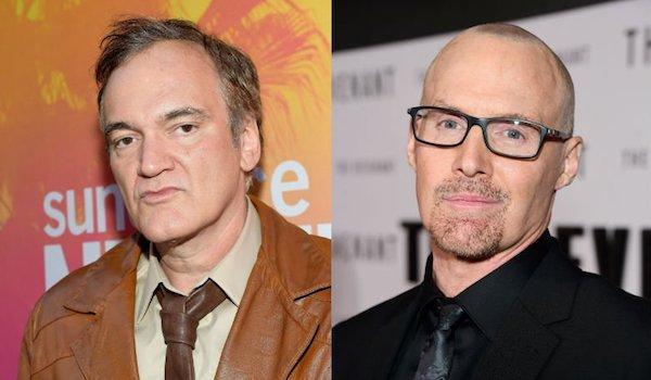 Quentin Tarantino Martin L. Smith