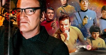 Quentin Tarantino William Shatner Leonard Nimoy George Takei