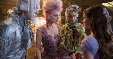 Richard E. Grant Eugenio Derbez Keira Knightley Mackenzie Foy The Nutcracker and the Four Realms