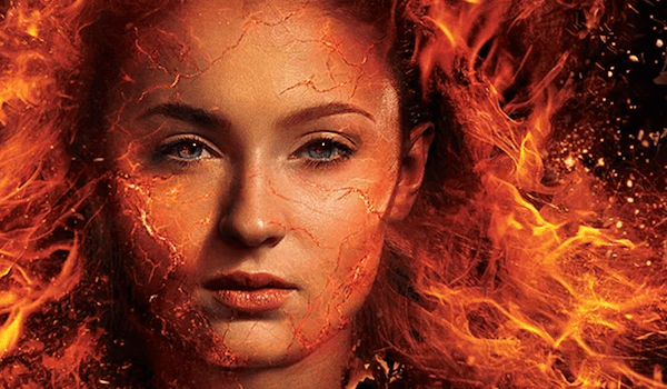 X-MEN: DARK PHOENIX & AQUAMAN (2018): Sophie Turner and Jason Momoa First Look Images