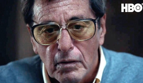Al Pacino is a legendary Penn State coach in HBO's Paterno teaser